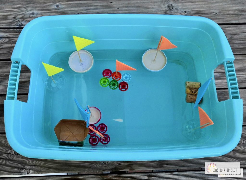 Unsere DIY Boote