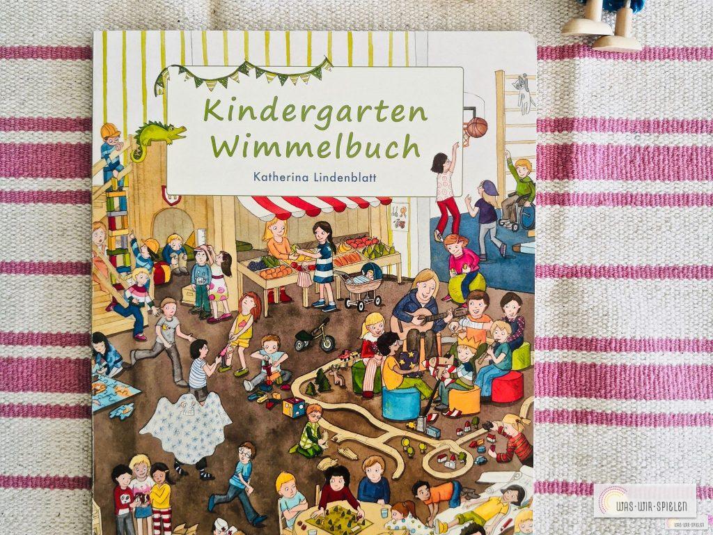"Cover ""Kindergarten Wimmelbuch"""