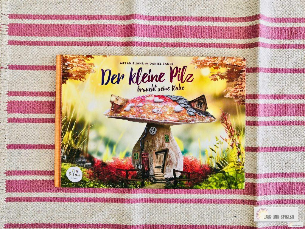 """Cover """"Der kleine Pilz"""""""