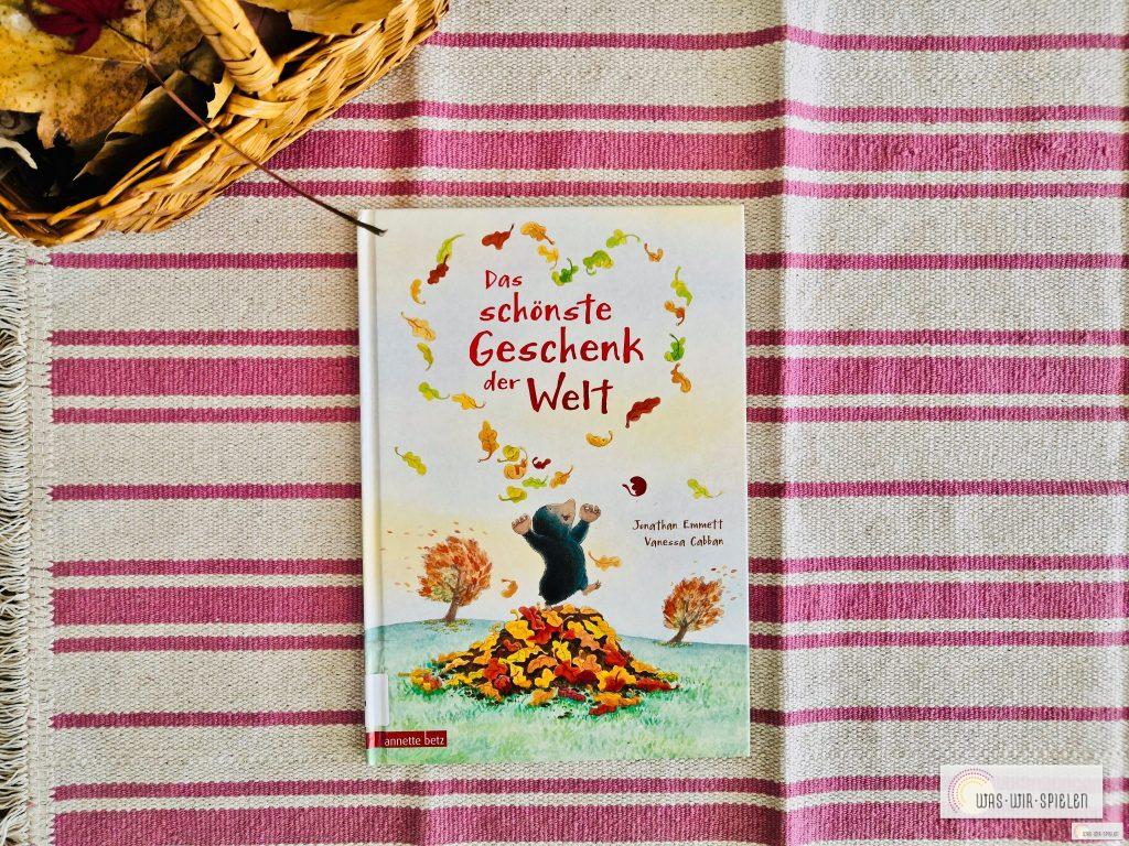 """Cover """"Das schönste Geschenk der Welt"""""""