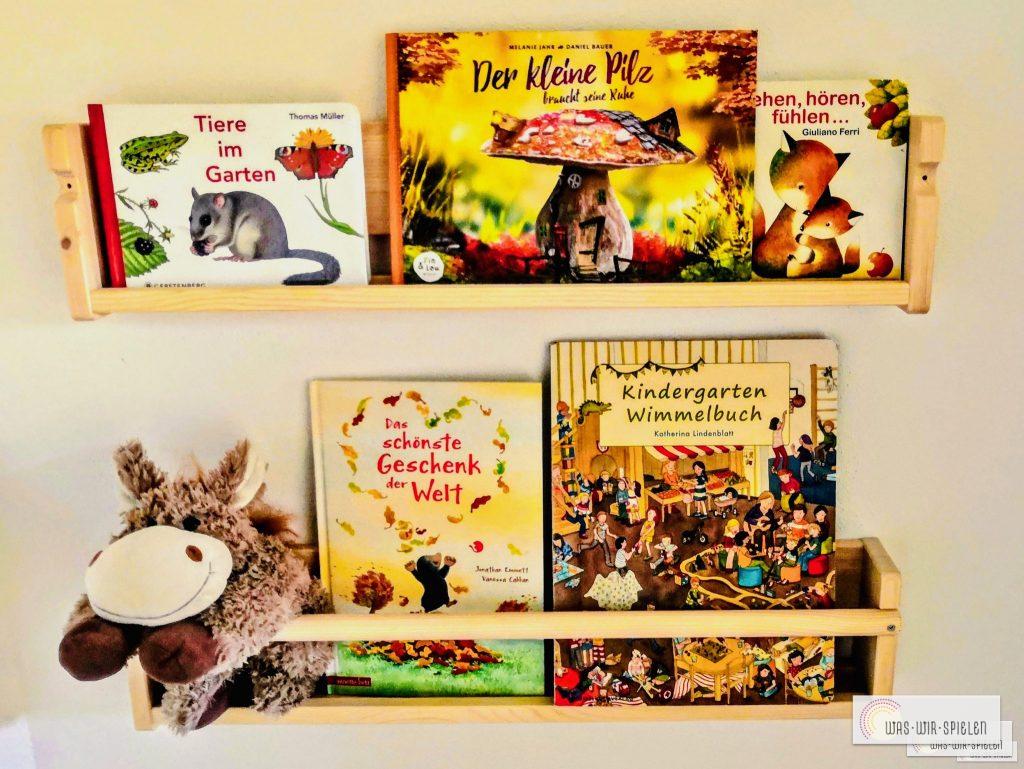 Unsere Herbstbücher
