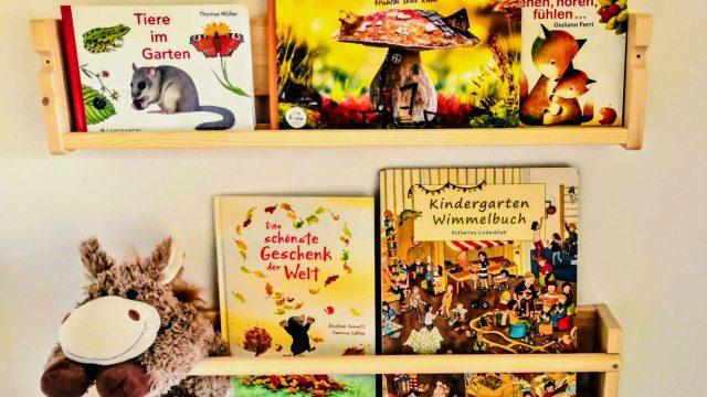 Unsere fünf liebsten Herbstbücher