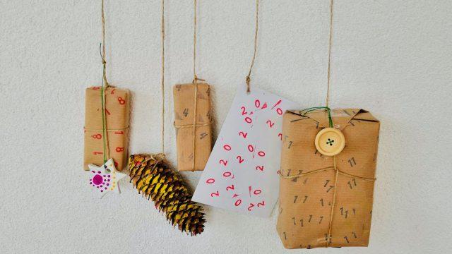 Nachhaltiges Weihnachten –  DIY Adventskalender