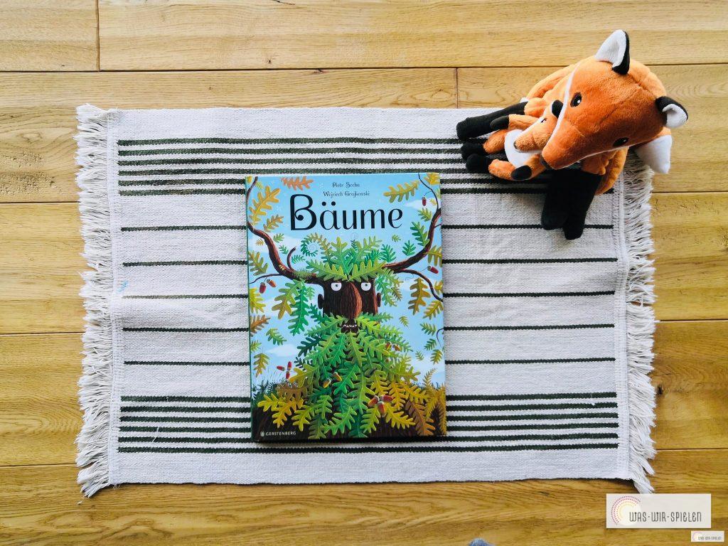 Bäume ist ein faszinierendes Sachbuch für Kinder