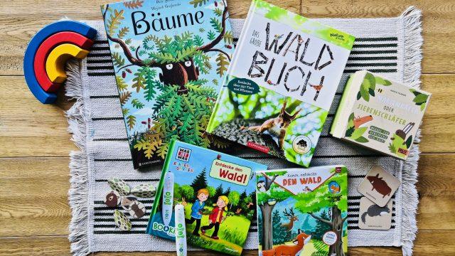 """Unsere liebsten Sachbücher zum Thema """"Wald"""""""