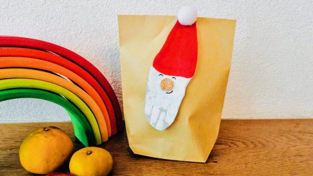 DIY Nikolaus – Säckchen für Kinder