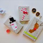 Geschenkpapier ganz einfach selber gestalten