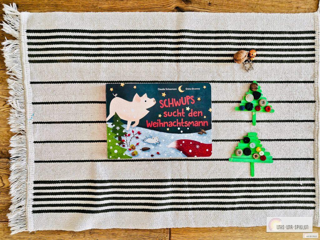 ein wunderschönes weihnachtliches Kinderbuch