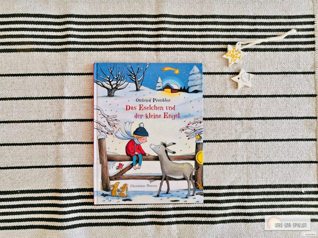 Ein sehr empfehlenswertes Kinderbuch zum Thema Weihnachten