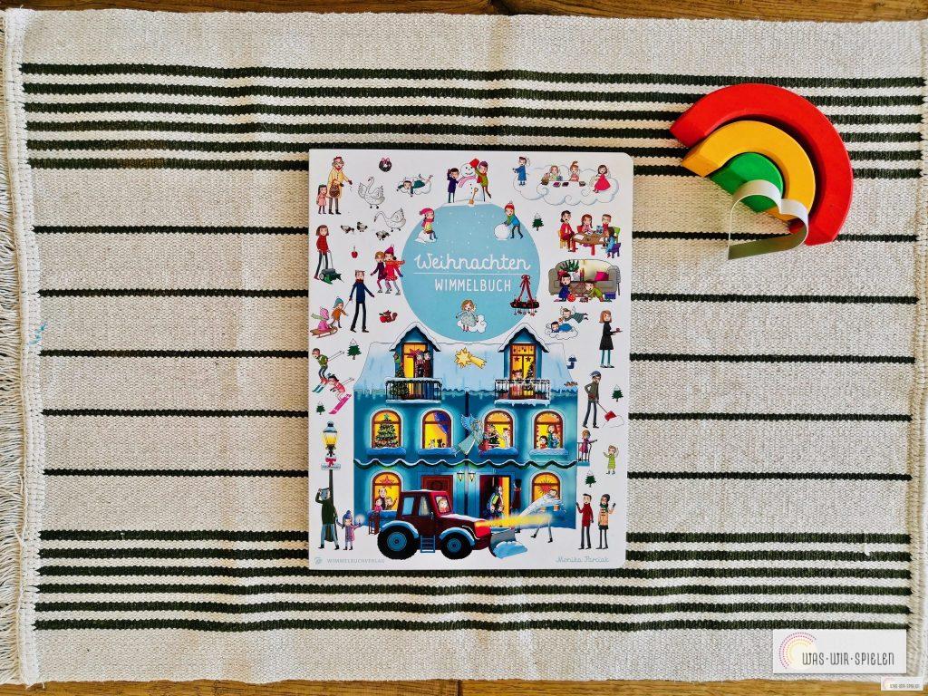 Weihnachten Wimmelbuch - ein echter Kinderbuch Klassiker
