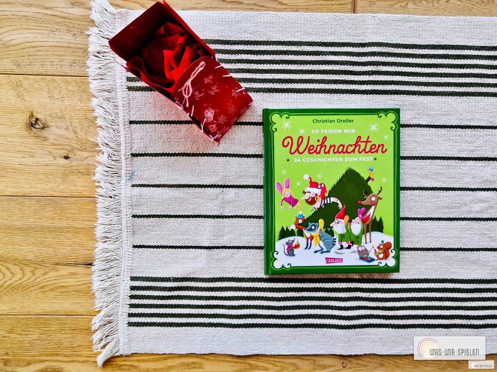 Nachhaltiges Weihnachten Diy Adventskalender