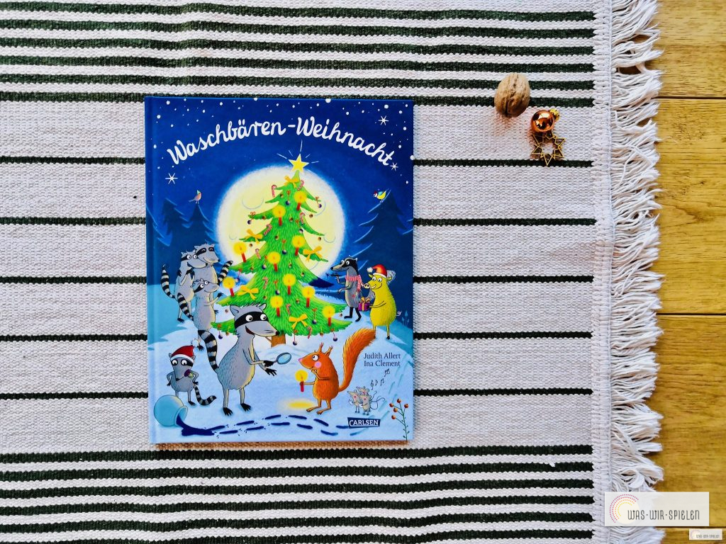 Wachbären - Weihnacht eine spannende Geschichte über einen kleinen Weihnachtsdieb