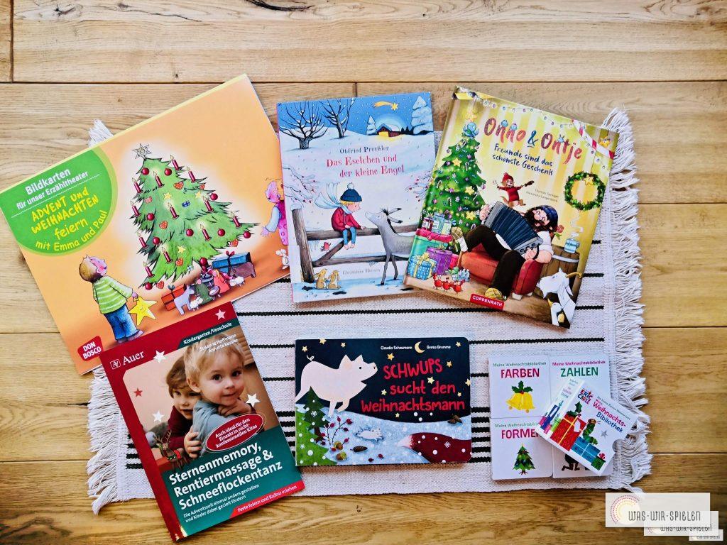 diese Weihnachtsbücher können wir von Herzen empfehlen