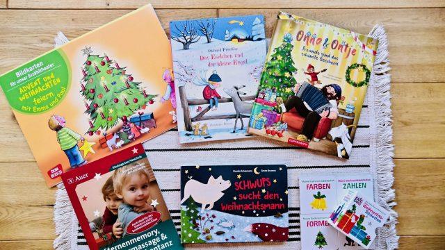Spannende Weihnachtsbücher für Jedermann