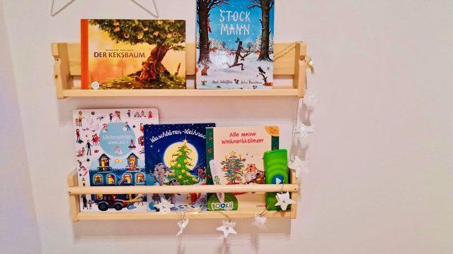 5 wunderbare Weihnachtsbücher für Kinder