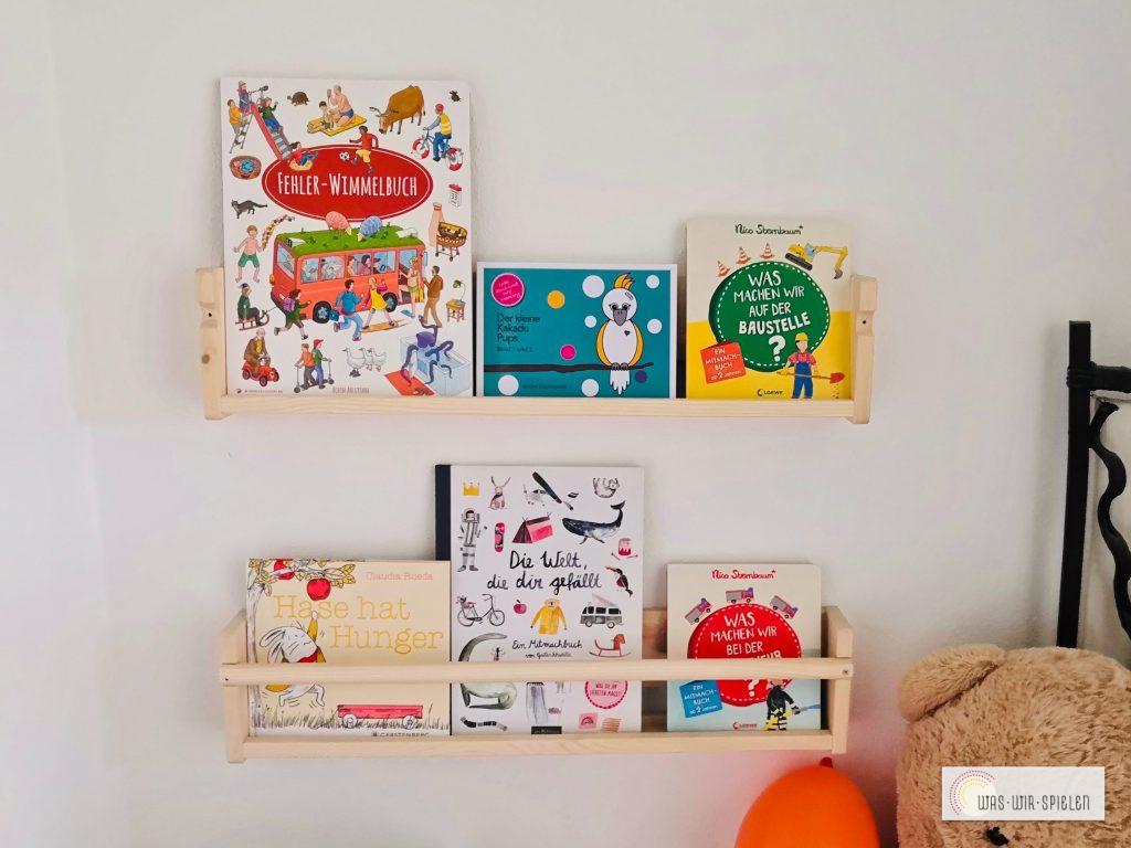 Unsere liebsten Mitmachbücher