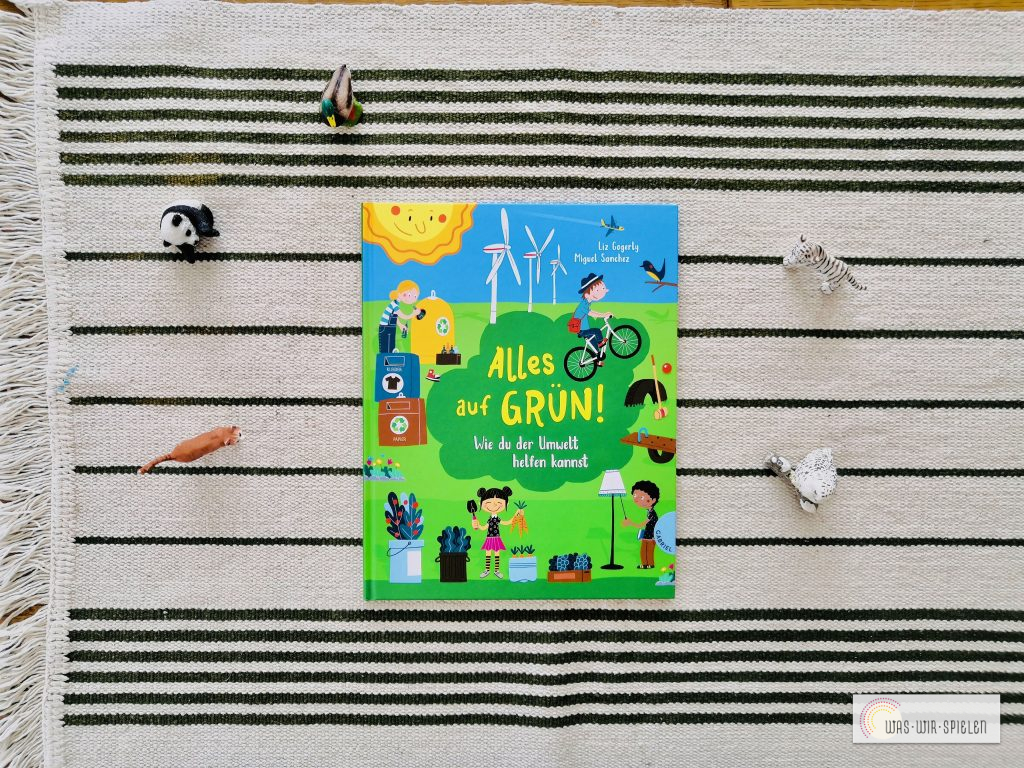 """""""Alles auf Grün""""! regt Kinder und Jugendliche zum Umdenken an"""