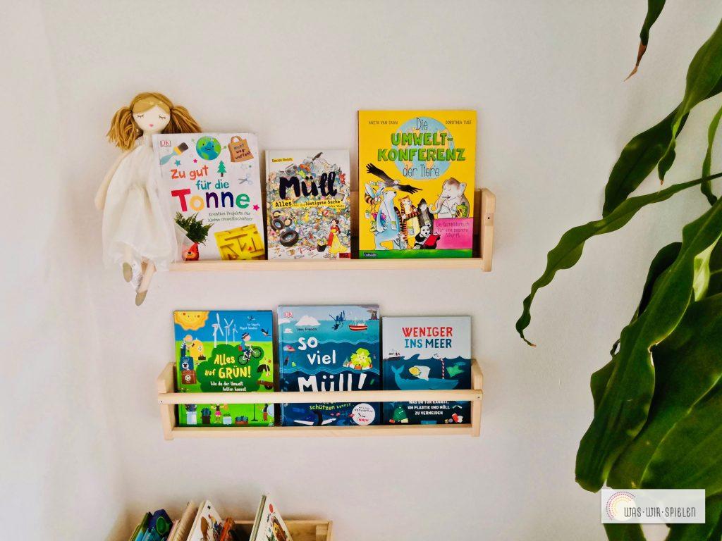 Unsere sechs liebsten Kinderbücher zum Thema Klimawandel