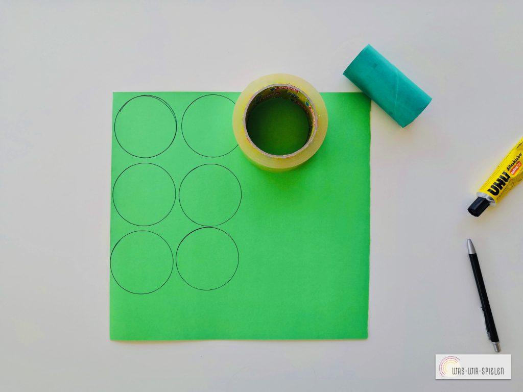 Formen aufs Papier bringen