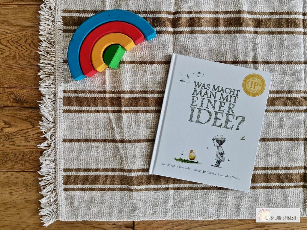 Was macht man mit einer Idee - der Weg einer Idee wird hier auf wundersame Art beschrieben