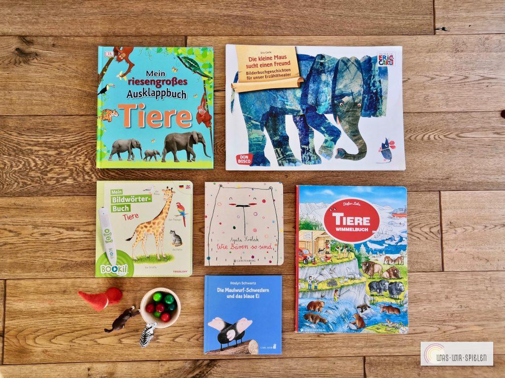 unsere liebsten Tierbücher