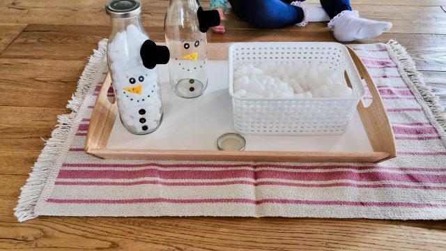 DIY Schneemänner – Deko & Spielidee in Einem