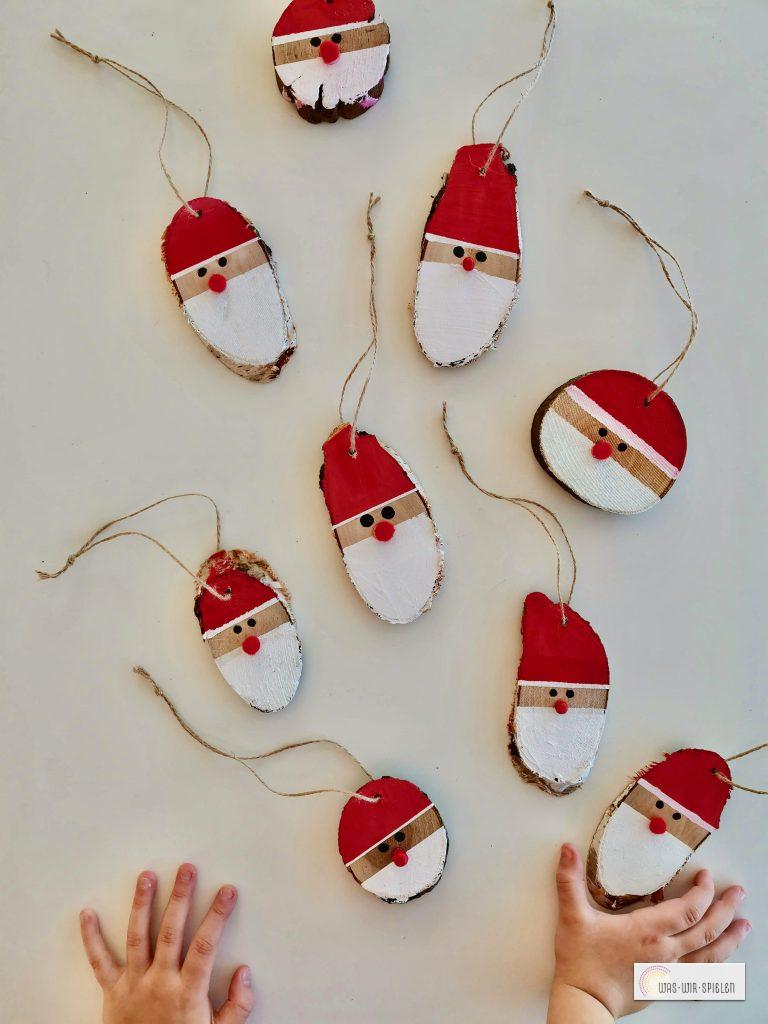 Bereit zum Verschenken an Weihnachten