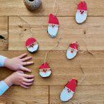 Weihnachtsmann - Anhänger