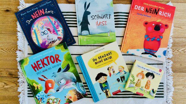 """6 wunderschöne Bücher zum Thema """"Gefühle"""""""