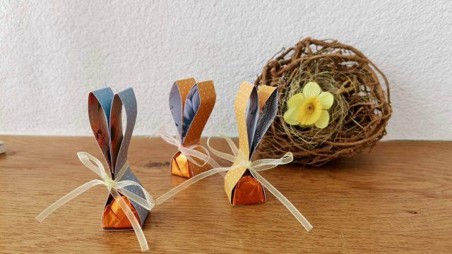 Herzige Mitbringsel für Ostern selber machen