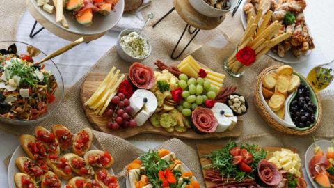 Bella Italia – unser italienisches Buffet