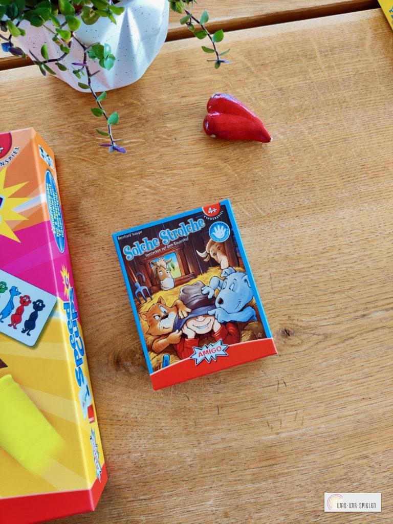 Solche Strolche - lustiges Kartenspiel