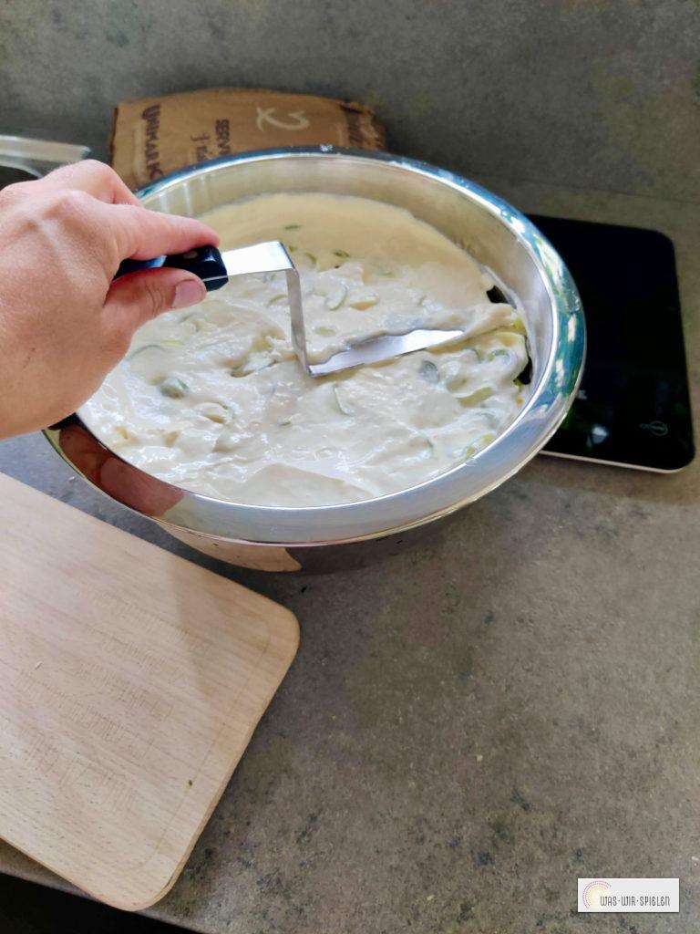 Mayonnaise und Joghurt