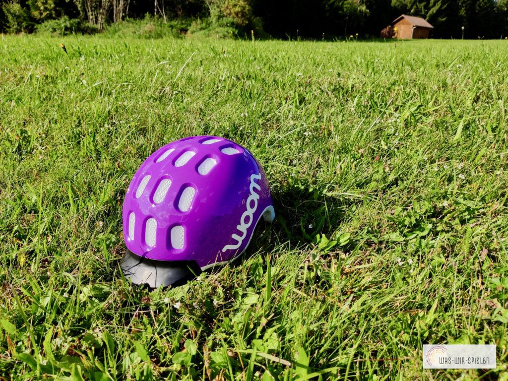 Der KIDS Helm von Woom